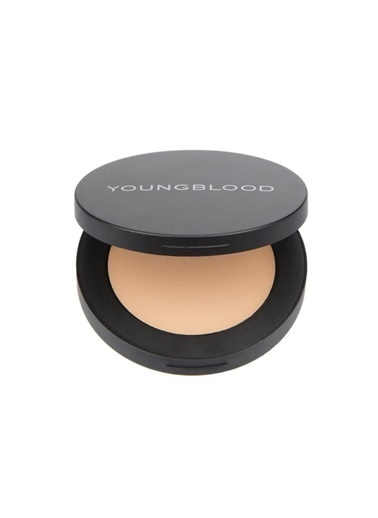 Young Blood YOUNGBLOOD Medium Tan Compact Mineral Kapatici (5004) Ten